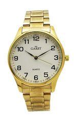 GARET 1197736A pánske hodinky s oceľovým remienkom