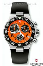 Men's-VICTORINOX-Swiss-Army-241340-Summit-XLT-Chrono-Watch
