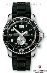 Men's-VICTORINOX-Swiss-Army-241440-Maverick-GS-Dual-Time-Watch