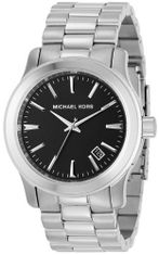 MICHEAL KORS Mod. SILVER AND BLACK MK7052