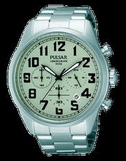 PULSAR PT3331X1 pánske hodinky CHRONOGRAF