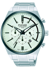 PULSAR PT3709X1 pánske hodinky CHRONOGRAF