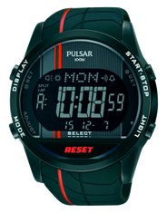 PULSAR PV4009X1 pánske hodinky Svetové časy