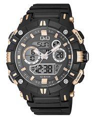 Q&Q GW88J005Y analógovo-digitálne hodinky