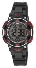 Q&Q M149J001Y Dual Time na potápanie