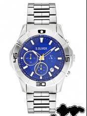 s.Oliver SO-2010-MC pánske hodinky