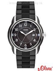 s.Oliver SO-2046-PQ pánske hodinky