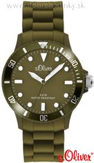 s.Oliver SO-2308-PQ Classic 40 mm
