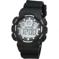 SECCO S DJL-008 digitálne hodinky 10 ATM