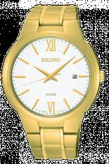 SEIKO SNE390P1 SOLAR pánske hodinky