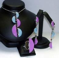 SET-náhrdelník,náušnice,prst. 510305-