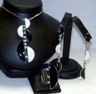 SET-náhrdelník,náušnice,prst. 510305B