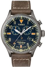 TIMEX TW2P84100 The Waterbury Chronograph