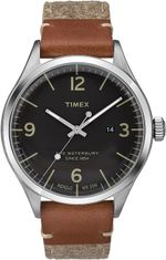 TIMEX TW2P95600 THE WATERBURY SINCE 1854