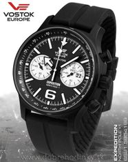 Vostok Europe 6S21/5954199S Expedition North Pole-1 Chrono