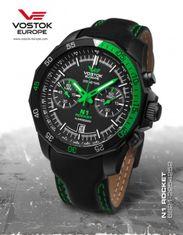 Vostok Europe 6S21/2254252 N-1 ROCKET chrono