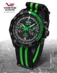 Vostok Europe 6S21/2254252T N-1 ROCKET chrono