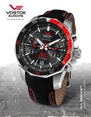 Vostok Europe 6S21/2255295 N-1 ROCKET chrono