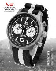 Vostok Europe 6S21/5955199 T EXPEDITION chrono