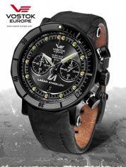 Vostok Europe 6S21/620E372 LAZAR ANGELOV black edition