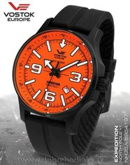 Vostok Europe NH35A/5954197S Expedition North Pole-1 Automatic