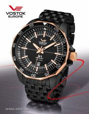 Vostok Europe NH35A/2253148B N-1 ROCKET automatic
