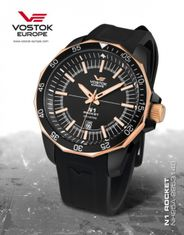 Vostok Europe NH35A/2253148S N-1 ROCKET automatic