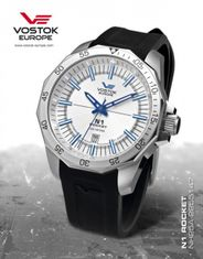 Vostok Europe NH35A/2255147S N-1 ROCKET automatic