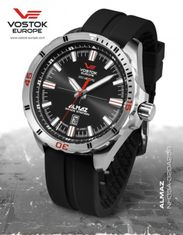Vostok Europe NH35A/320A258 S ALMAZ automatic