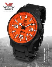 Vostok Europe NH35A/5954197B EXPEDITION automatic