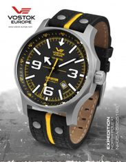 Vostok Europe NH35A/5955196 EXPEDITION automatic