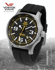 Vostok Europe NH35A/5955196S EXPEDITION automatic