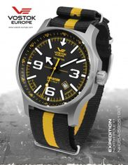Vostok Europe NH35A/5955196T EXPEDITION automatic