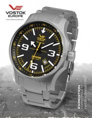Vostok Europe NH35A/5955196B EXPEDITION automatic