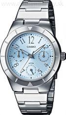 CASIO LTP 2069D-2A2 dámske hodinky