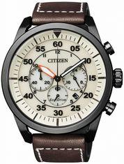 Citizen CA4215-04W ECO-DRIVE RING CHRONO 9719d031062