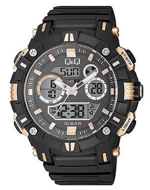 Q Q GW88J005Y analógovo-digitálne hodinky  57214155ef7