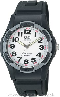 Q&Q VP94J004Y športové hodinky 10 ATM priemer 38 mm