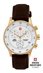 SWISS MILITARY 17700PL-2L SM30052.05 pánske hodinky