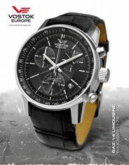 Vostok Europe 6S30/5651174 GAZ-14 Limouzine chrono tritium