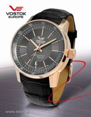 VOSTOK EUROPE NH25A-5659139 GAZ-14 Trigolight