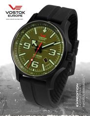 Vostok Europe NH35A 5954231 S Expedition Automatic 55515851c1e