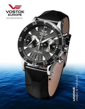 Vostok Europe VK64/515A523 UNDINE dámske hodinky