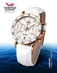 Vostok Europe VK64 515B528 UNDINE dámske hodinky 15fd7dabb86
