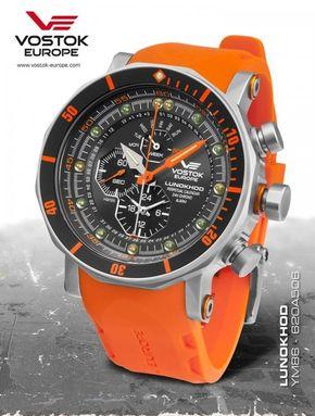 Vostok Europe YM86-620A506 LUNOCHOD-2 multifunctional