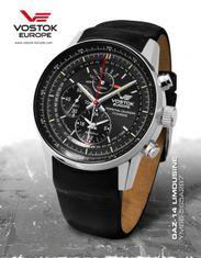 Vostok Europe YM86/565A287 GAZ-14 Limouzine tritium all timer