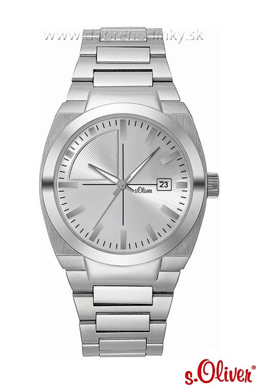 s.Oliver SO-1672-MQ pánske hodinky