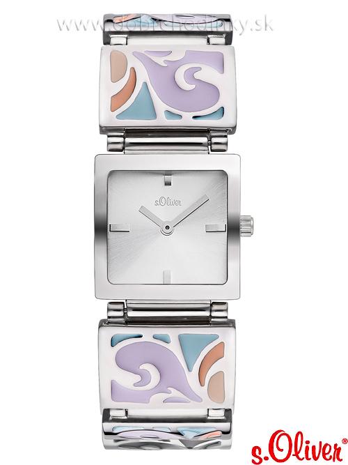 s.Oliver SO-2099-MQ dámske hodinky