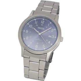SECCO S A1098,3-318 pánske hodinky