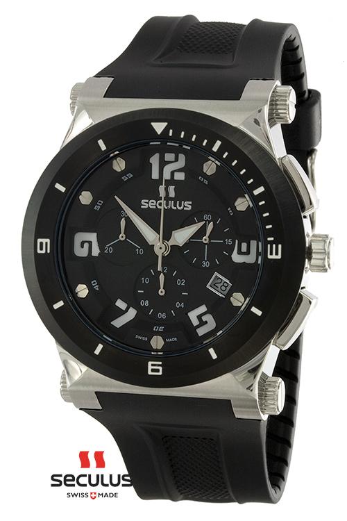 Seculus swiss made 688 Prémium Line chronograf 3aa10316b9d